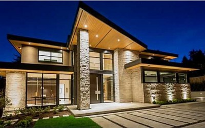 Video tours craig chevalier designs custom homes for Modern home design vancouver bc