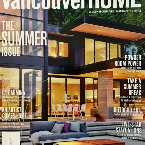 Vancouver Home Summer Issue