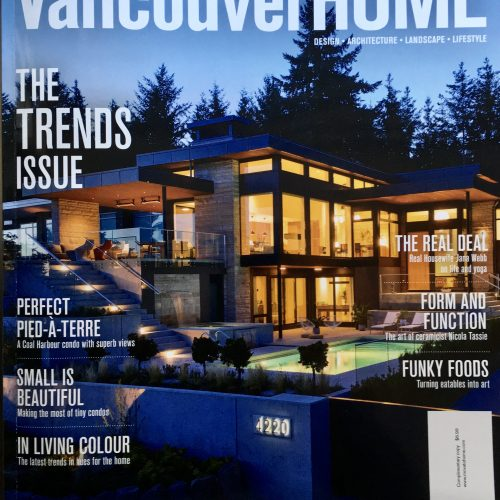 Vancouver Home Treads Issue